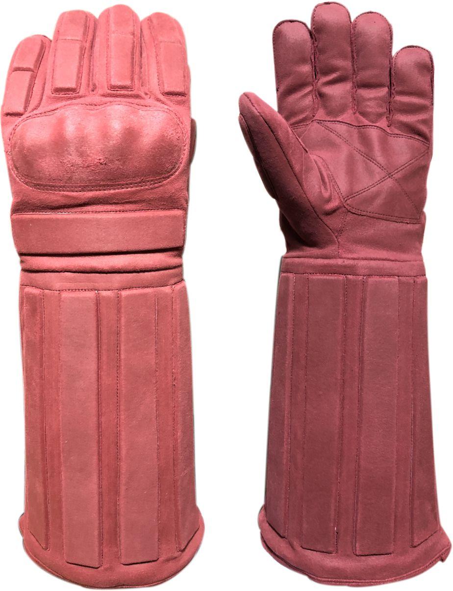 Non Leather Bite Protection Glove