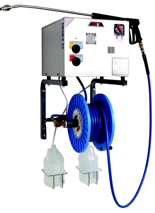 Wall Mount High Pressure Washer