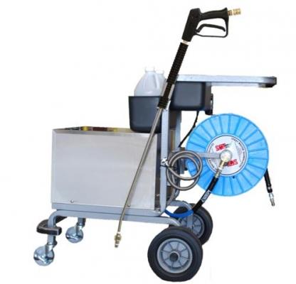 Mobile High Pressure Washer