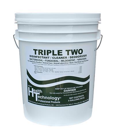 Triple Two: Sanitation