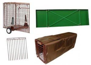 Live Animal Trap Accessories