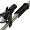 Flash light clip