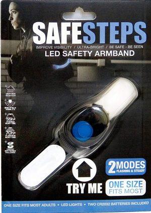 Safe Steps Arm Band
