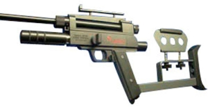 TeleDart Rifle Model No. RD-706